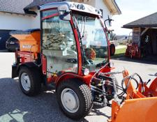 Antonio Carraro SP 5008 SUPERPARK Schlepper Traktor Holder Hako