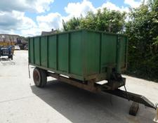 weeks 6 ton tipping trailer