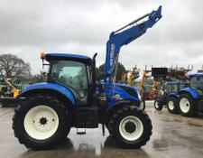 New Holland T7.190 Tractor (ST5851)