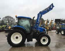 New Holland T6.155 Tractor (ST5854)