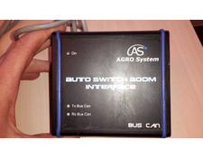 AGRO System Auto Switch Boom Interface