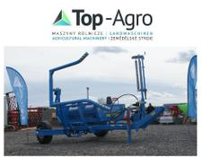 Top-Agro Ballenwickler Selbstlader Wickler Z577 TOP-AGRO NEU 2019