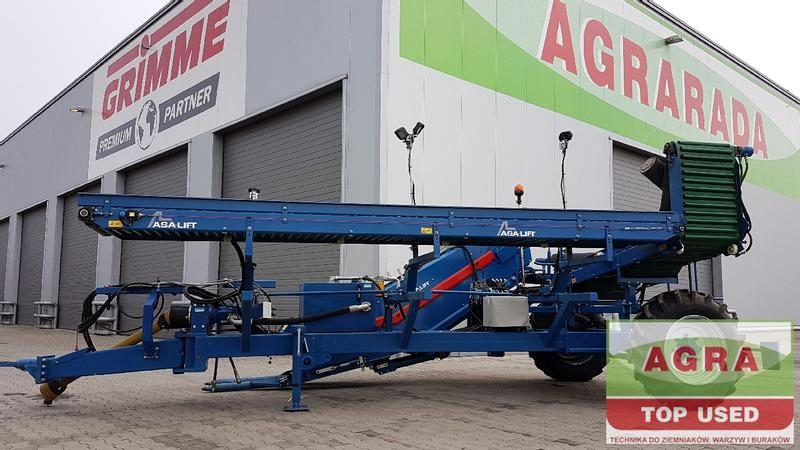 Asa-Lift TK 1000 XL Cabbage harvester
