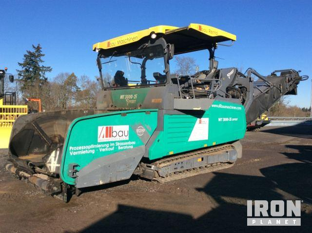 Voegele MT3000-2i Offset