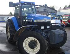 "New Holland 8770 A ""SuperSteer"""