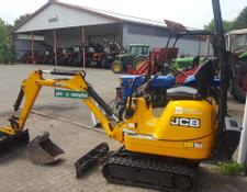 JCB Microbagger 8008   TOP ZUSTAND
