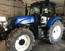 New Holland TS 135 A Plus