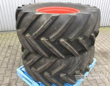 Michelin 2x 600/65 R28, Fendt 700
