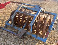 No HILL & OSBORNE 1.4 metre Furrow Press