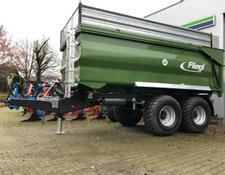 Fliegl Muldenkipper TMK 160 Fox