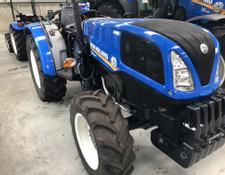 New Holland TD4.100F  CREEP 40KMH