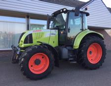 Claas Arion 620 cis, fr.hef + pto
