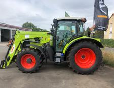 Claas Arion 420 mit Frontlader FL 100