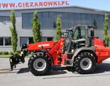 Manitou ARTICULATED TELESCOPIC LOADER MLA630-125 6M