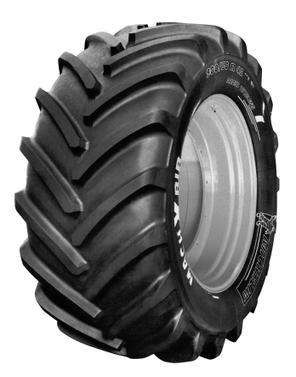 Michelin 600/70R30 MACHXBIB TL 152D