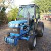 New Holland 1920 4wd Compact Tractor