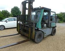 Fiat 80C 8 TON LIFTING FORK LIFT