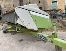 Claas Direct Disc 520 mit Paddelwelle