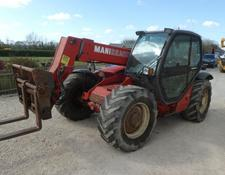 Manitou mlt730t agg spec fork lift
