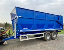 Warwick 18 Ton High Speed Silage / Bulk Trailer