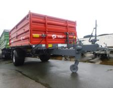 Metal-fach T957 1-Achs Dreiseitenkipper 7to