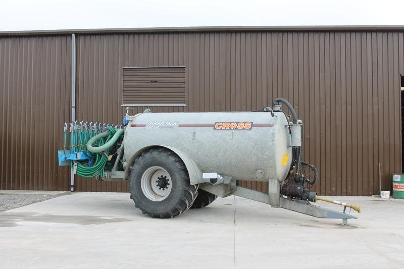 Cross 2250 Gallon