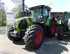 Claas Arion 660CIS+ CMatic