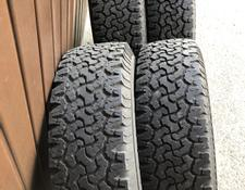 Michelin BF Goodrich