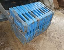New Holland TRACTOR WEIGHTS 40KG