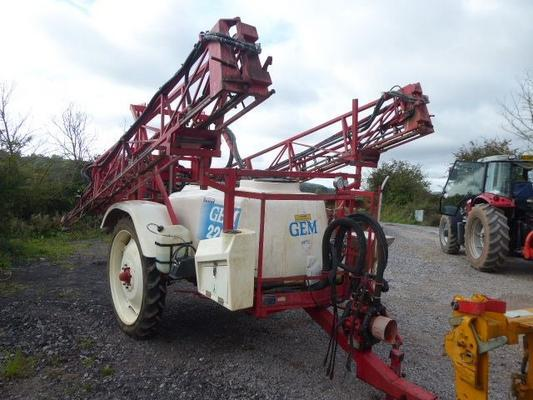 Gem  2200 TRAILED SPRAYER
