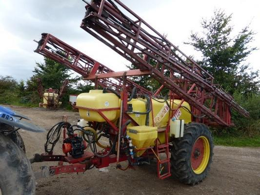 Kelland S TT24 TRAILED SPRAYER