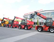 Manitou ROTARY TELESCOPIC LOADERS ! MANY UNITS !