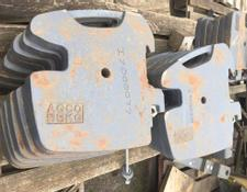 Massey Ferguson 15 x 55 kg Weights