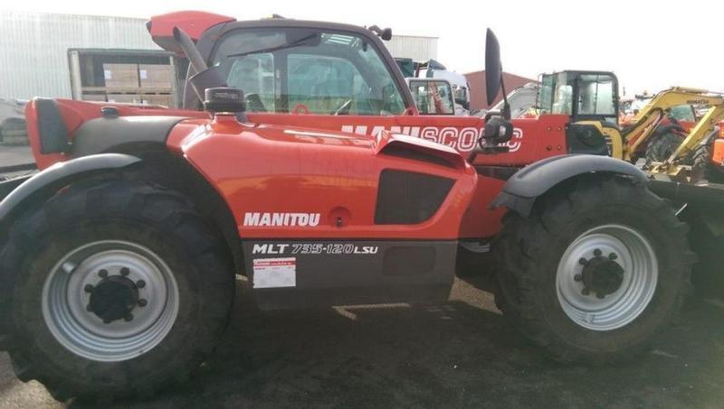 Manitou mlt 735120 lsu ps