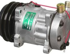 Starters, A/C compressors, generators, fan clutch