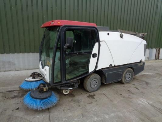 Used Johnston Suction Sweeper