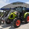 Claas ARION 410 MIT FRONTLADER TOP ZUSTAND