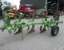 Dowdeswell DP100S 4 FURROW REVERSIBLE PLOUGH