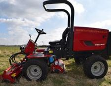 Baroness LM238 Triple Mower