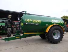 Major LGP 2600 VACUUM TANKER