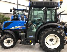 New Holland T4.110 V CAB FRONTLIFT/PTO   CAT4 LEVEL CAB