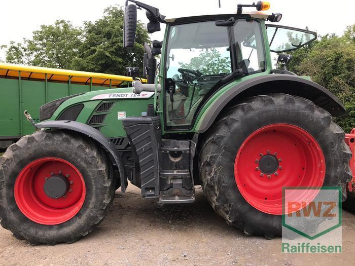 Fendt *** 724 Profi Plus SCR ***