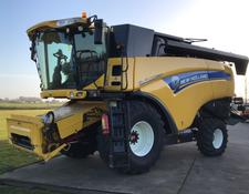 New Holland CX7080 SL Elevation