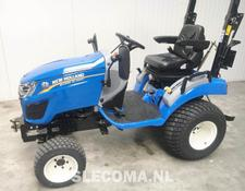 New Holland BOOMER 25 DEMO